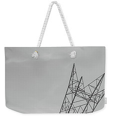 Apache Attack Weekender Tote Bag