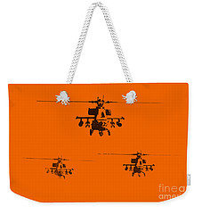 Apache Dawn Weekender Tote Bag by Pixel  Chimp
