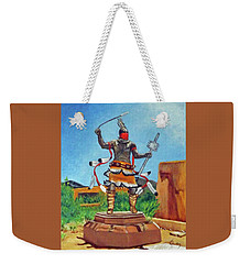 Apache Mountain Spirit Dancer Weekender Tote Bag