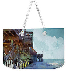Apache Pier Weekender Tote Bag