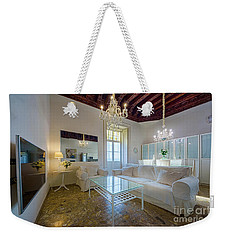 Weekender Tote Bag featuring the photograph Apartment In The Heart Of Cadiz 17th Century by Pablo Avanzini