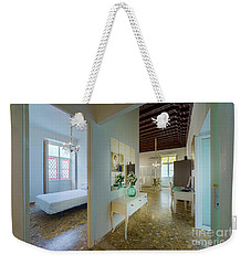 Weekender Tote Bag featuring the photograph Apartment In The Heart Of Cadiz 17th Century Spain by Pablo Avanzini