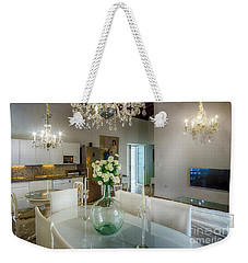 Weekender Tote Bag featuring the photograph Apartment In The Heart Of Cadiz Spain 17th Century by Pablo Avanzini
