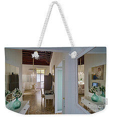 Weekender Tote Bag featuring the photograph Apartment In The Heart Of Cadiz Spain by Pablo Avanzini