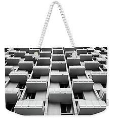 Apartment Life Weekender Tote Bag
