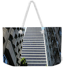 Apex Weekender Tote Bag by Giuseppe Torre