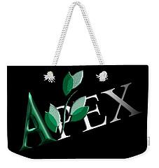Apex Logo Weekender Tote Bag