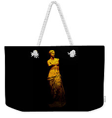 Aphrodite Of Milos Weekender Tote Bag