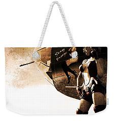Apocalypse War 1 Weekender Tote Bag