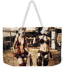 Apocalypse War 2 Weekender Tote Bag