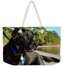 Apollo On The Beach Weekender Tote Bag