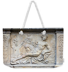 Apollo Relief In Gdansk Weekender Tote Bag