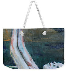 Apollo In Agony Weekender Tote Bag