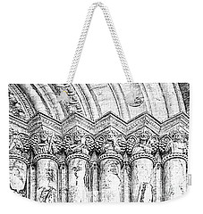 Apostles On Immaculate Conception Weekender Tote Bag by Al Bourassa