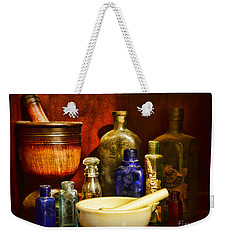 Apothecary - Tools Of The Pharmacist Weekender Tote Bag