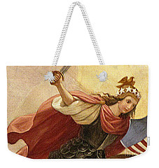 Apotheosis Of Washington 4 Weekender Tote Bag