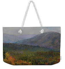 Appalachian Fall Weekender Tote Bag