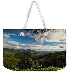 Appalachian Foothills Weekender Tote Bag