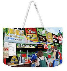 Appalachian Picnic Weekender Tote Bag