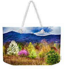 Appalachian Spring In The Holler Weekender Tote Bag