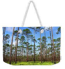 Appalachicola National Forest Weekender Tote Bag