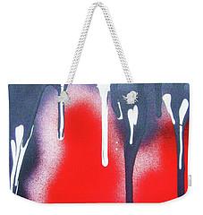 Appeasing The Volcano Weekender Tote Bag by Roberto Prusso