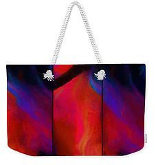 Appel Passionne Weekender Tote Bag