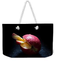 Apple And Drops Weekender Tote Bag