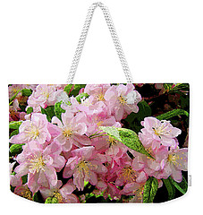 Apple Glory Weekender Tote Bag
