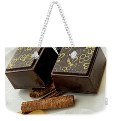 Apple Honey Cinnamon Chocolate Weekender Tote Bag