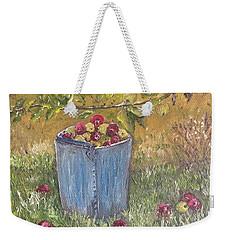 Apple Pickin'  Weekender Tote Bag