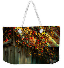 Apple Picking Time Weekender Tote Bag
