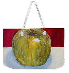Apple Study Weekender Tote Bag