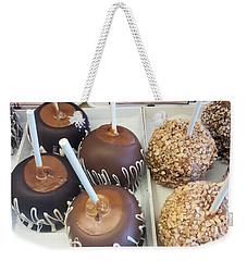 Apple Sweets Weekender Tote Bag