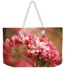Apple Tree Flowers In Spring Weekender Tote Bag
