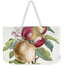 Apple Tree Weekender Tote Bag by JB Pointel du Portail