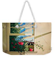 Apple Tree Overflowing Weekender Tote Bag