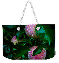 Apples After The Rain Weekender Tote Bag