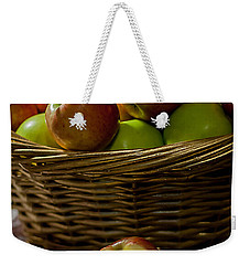 Apples To Share Weekender Tote Bag