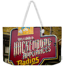 Appliances Weekender Tote Bag