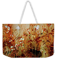 Approaching Autumn Weekender Tote Bag