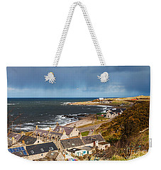 Approaching Rain Weekender Tote Bag