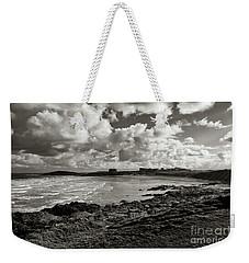 Approaching Storm Weekender Tote Bag by Nicholas Burningham