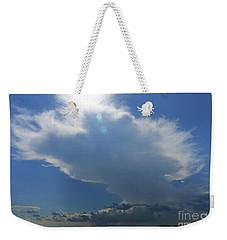 Aproaching Storm  Weekender Tote Bag