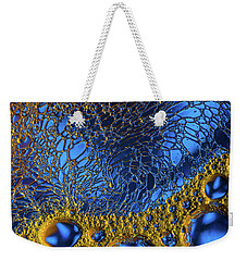 Aqua Treasure Weekender Tote Bag by Bruce Pritchett