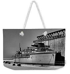 Aquarama Weekender Tote Bag