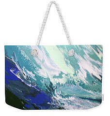 Aquaria Weekender Tote Bag