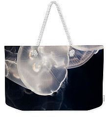 Aquarium Of The Pacific Jumping Jellies Weekender Tote Bag