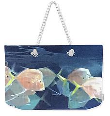 Aquarium Parade Weekender Tote Bag