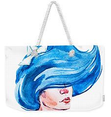 Aquarius Weekender Tote Bag